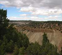 Picture of the Vermillion Basin